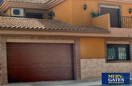 Puertas autom ticas puertas de garaje revista - Puertas automaticas para cocheras ...